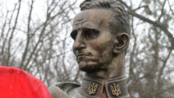 Мероприятия, посвященные 60-летней годовщине со дня гибели командира УПА Романа Шухевича - Sputnik France