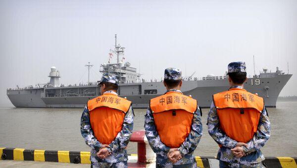 Des soldats de l'armée chinoise - Sputnik France