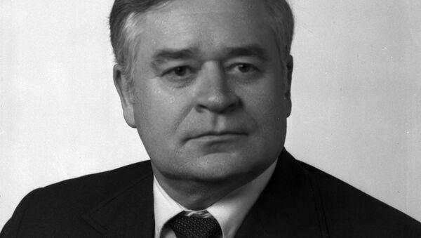 Министр радиопромышленности СССР Плешаков П.С. - Sputnik France