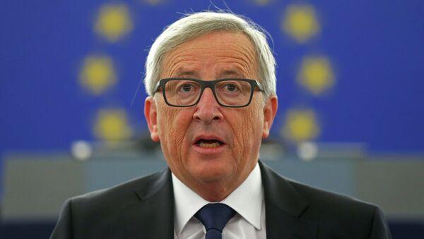Jean-Claude Juncker - Sputnik France