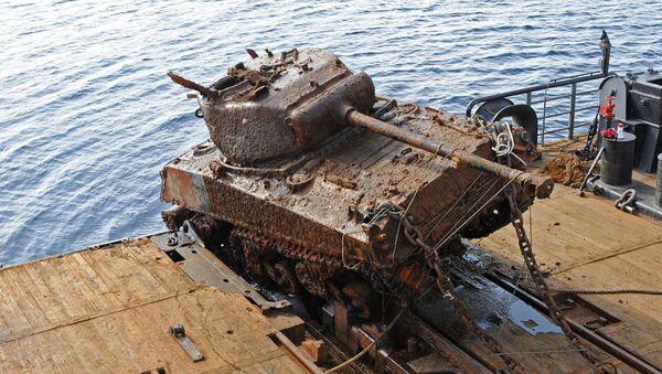 M4 Sherman - Sputnik France