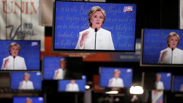 Le nom du prof qui aurait proposé de compromettre Hillary Clinton rendu public - Sputnik France