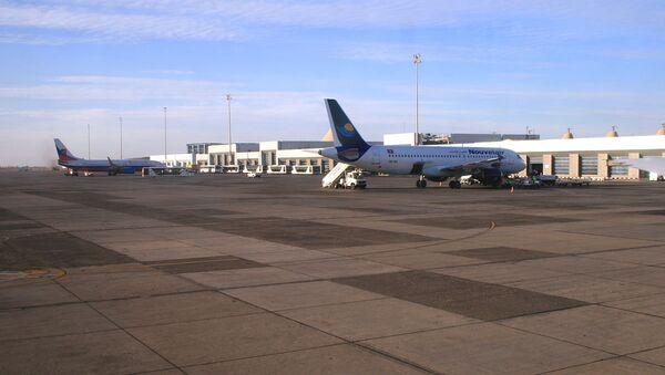 Part of International airport in Hurghada, Egypt - Sputnik France