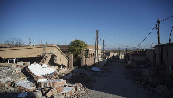 Un village syrien libéré de Daech - Sputnik France