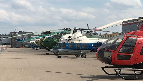 Hélicoptères de Russie - Sputnik France