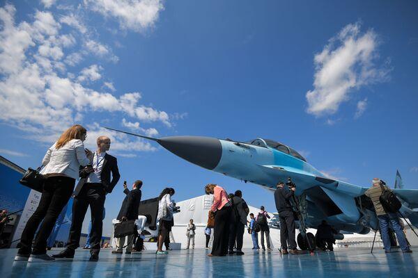 MAKS 2017: nouveau MiG-35, T-50 et drones arctiques - Sputnik France
