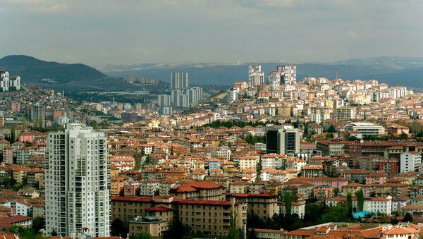 Une vue d'Ankara - Sputnik France