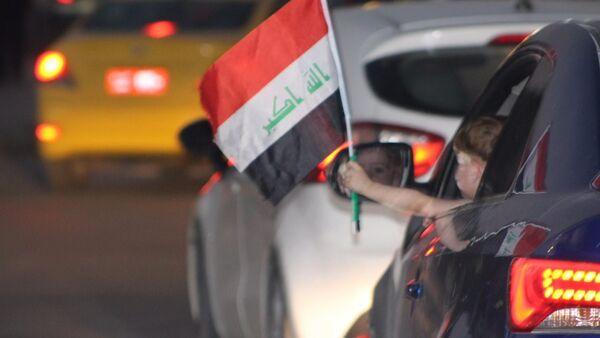 Le drapeau irakien - Sputnik France