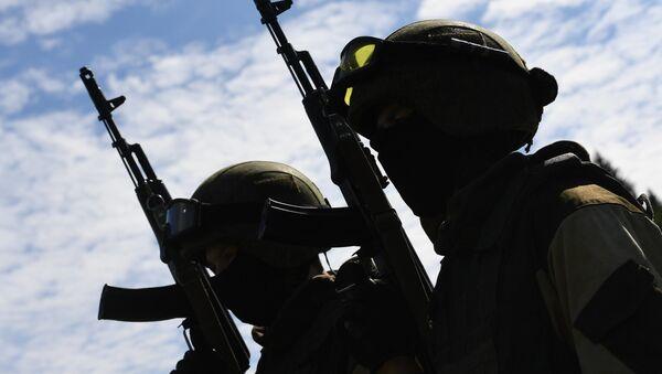 La Garde nationale russe débarque en Chine - Sputnik France