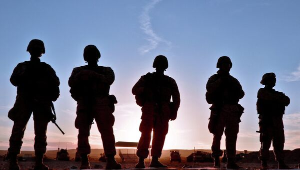 Le Pentagone lance une enquête sur la fuite de photos compromettantes de femmes Marines - Sputnik France