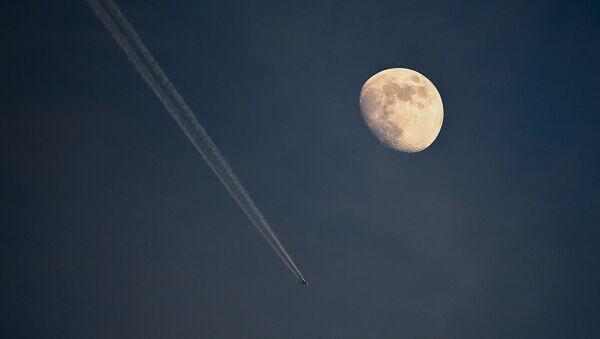 la lune (image d'illustration) - Sputnik France
