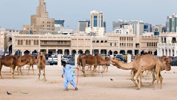 Doha, la capitale du Catar - Sputnik France