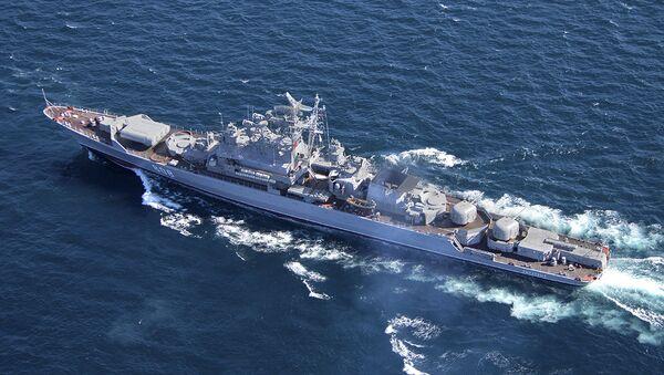 le navire Pytlivy - Sputnik France