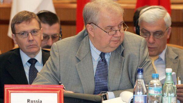 L'ambassadeur russe aux USA, Sergueï Kisliak - Sputnik France