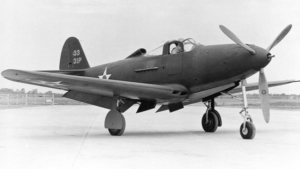 Bell P-39 Airacobra - Sputnik France