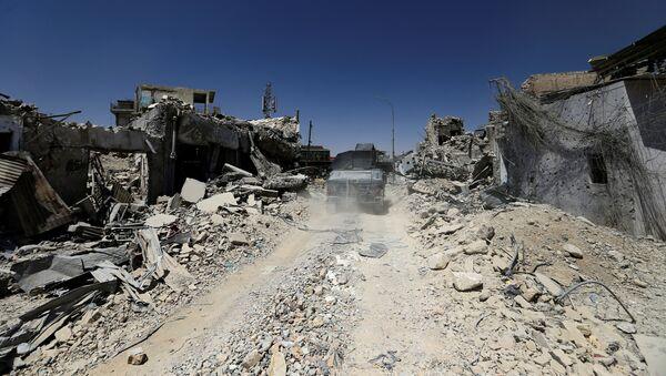Mossoul en ruines - Sputnik France