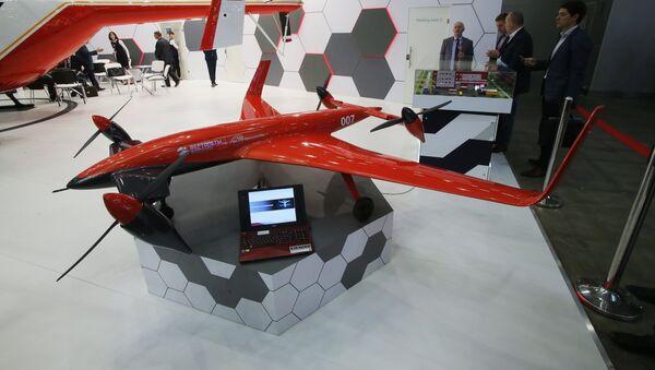 X международная выставка вертолетной индустрии HeliRussia - Sputnik France