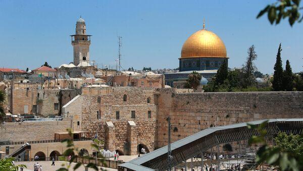 Innenstadt von Jerusalem - Sputnik France