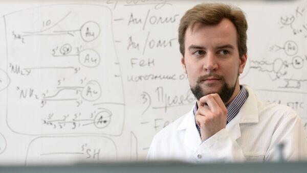 Des scientifiques russes - Sputnik France