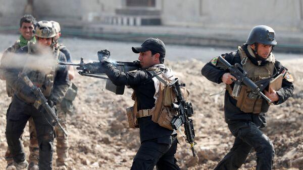 des soldats iraqiens - Sputnik France