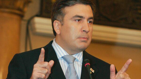 Mikheil Saakashvili - Sputnik France