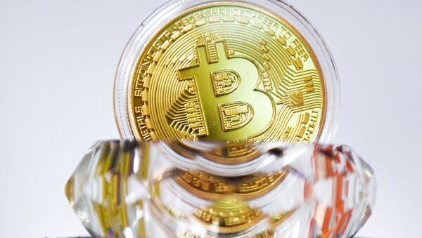 La monnaie virtuelle Bitcoin - Sputnik France