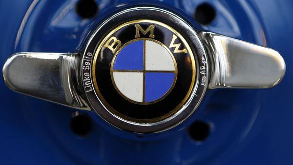 Logo de BMW - Sputnik France