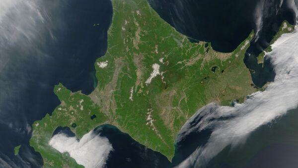 Ile d'Hokkaïdo - Sputnik France