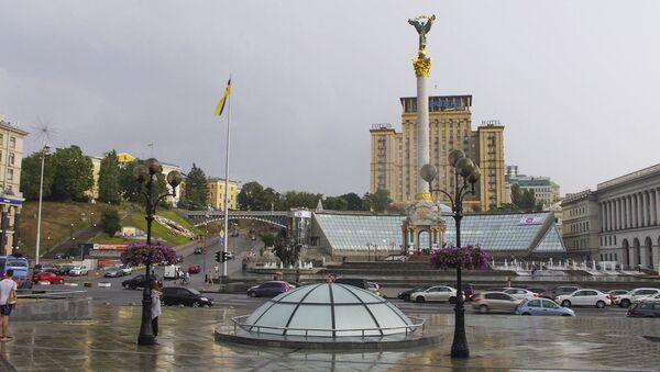 La place de l'Indépendance (maïdan) à Kiev - Sputnik France