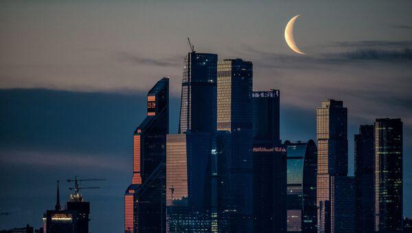 Рассвет в Москве - Sputnik France
