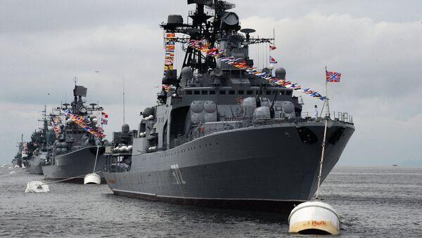 Amiral Vinogradov - Sputnik France