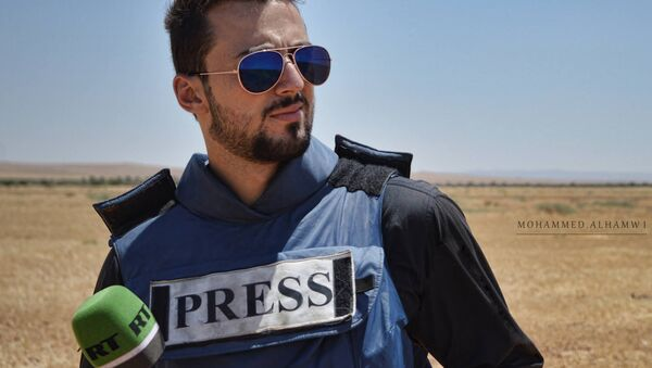Khaled G. AlKhateb - Sputnik France