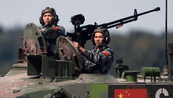 Militaires chinois - Sputnik France