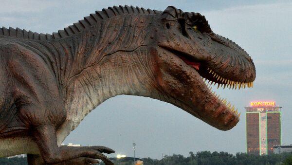 Un dinosaure (image d'illustration) - Sputnik France