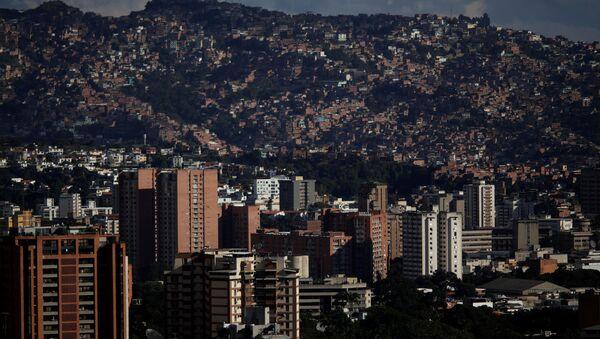 General view of Caracas, Venezuela - Sputnik France