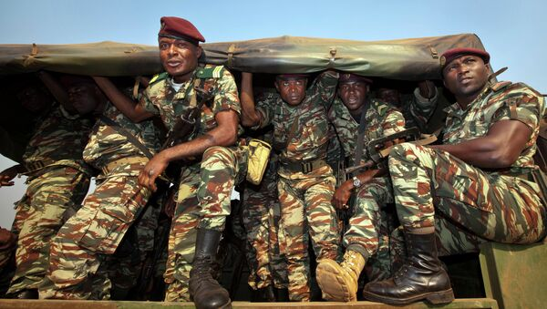 Soldiers from Cameroon - Sputnik France