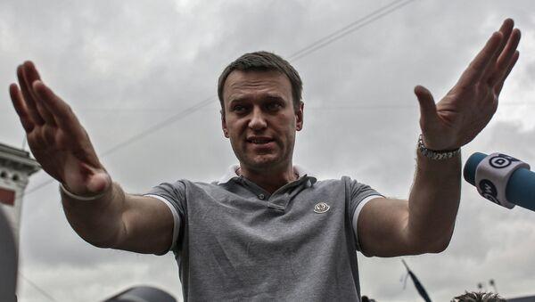 А.Навальный приехал из Кирова в Москву - Sputnik France
