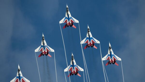 Les chasseurs multirôles MiG-29 - Sputnik France