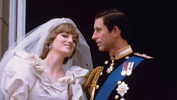 la princesse Diana et le prince Charles - Sputnik France