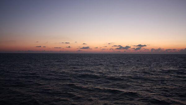 Vue sur les eaux de la mer Noire près de Sotchi  - Sputnik France