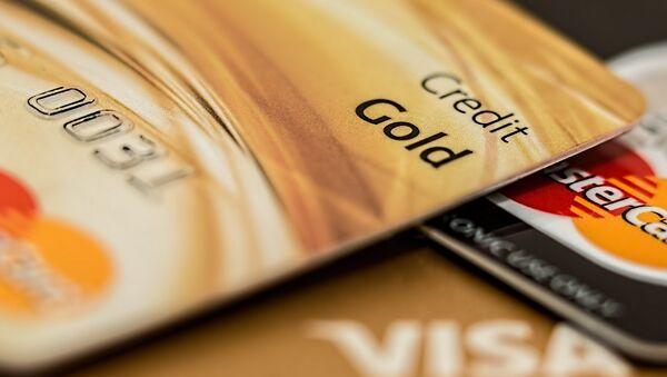 Des cartes de crédit - Sputnik France