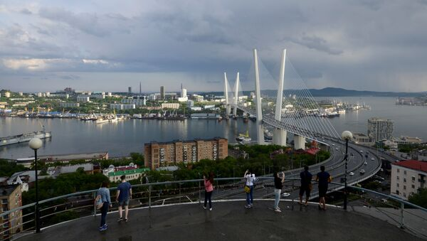 Vladivostok - Sputnik France