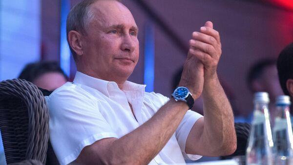 Poutine travesti en tsar: The Economist célèbre le centenaire de la Révolution russe - Sputnik France