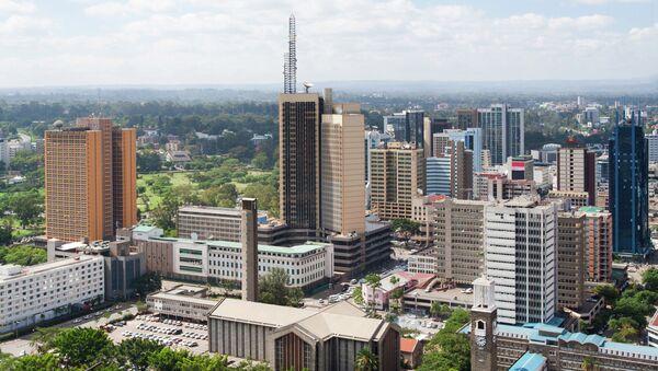 Kenya's capital Nairobi - Sputnik France