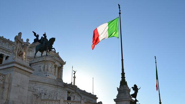 La bandiera dell'Italia - Sputnik France