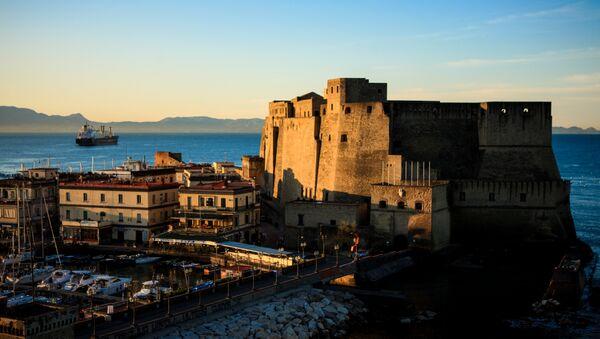 Castel Dell'Ovo, Naples - Sputnik France