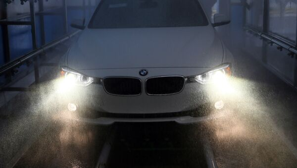 Une BMW - Sputnik France