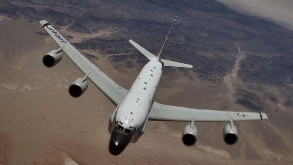 Un RC-135 Rivet (image d'illustration) - Sputnik France