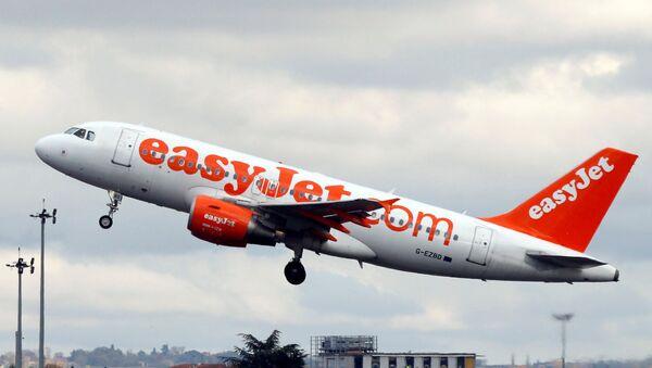 Un avion de la compagnie EasyJet - Sputnik France