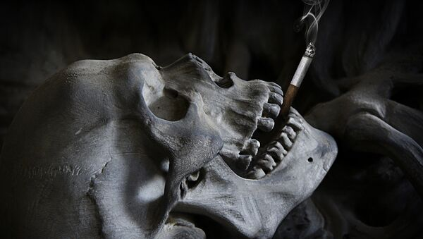cigarette tue - Sputnik France